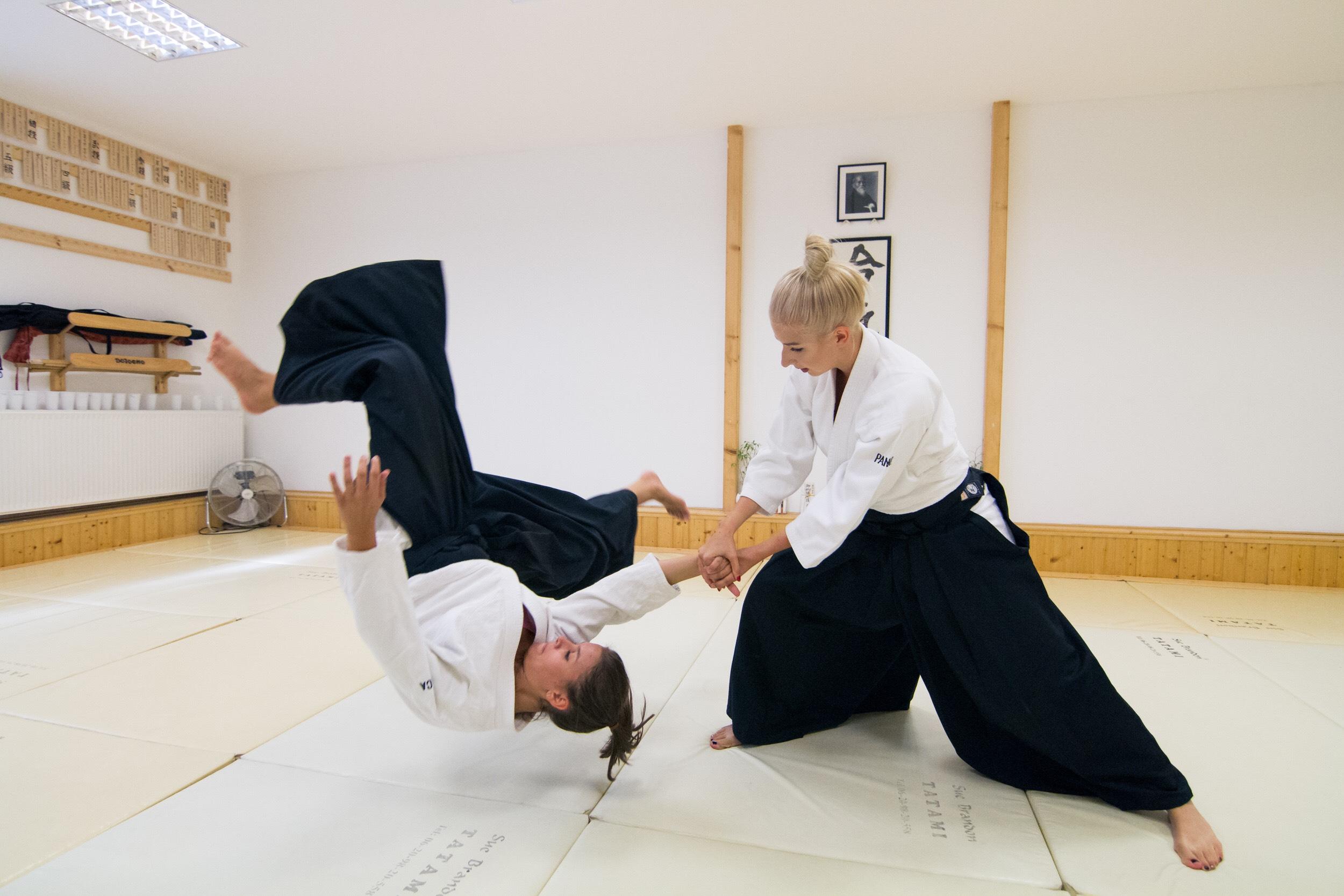 Módosított edzésrend a Shurenkan Aikido Sportegyesületben!
