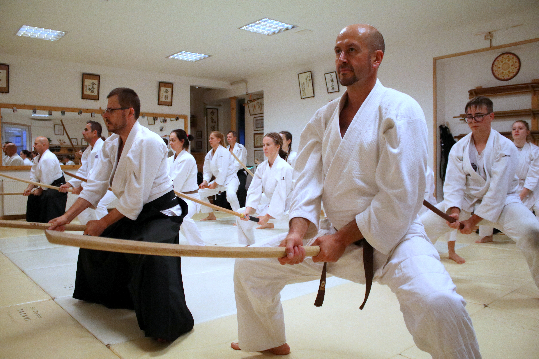 Nyári szünet vége az Aikido Pilisszentiván Dojoban!