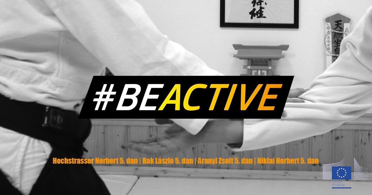 BeActive - Baráti aikido edzőtábor