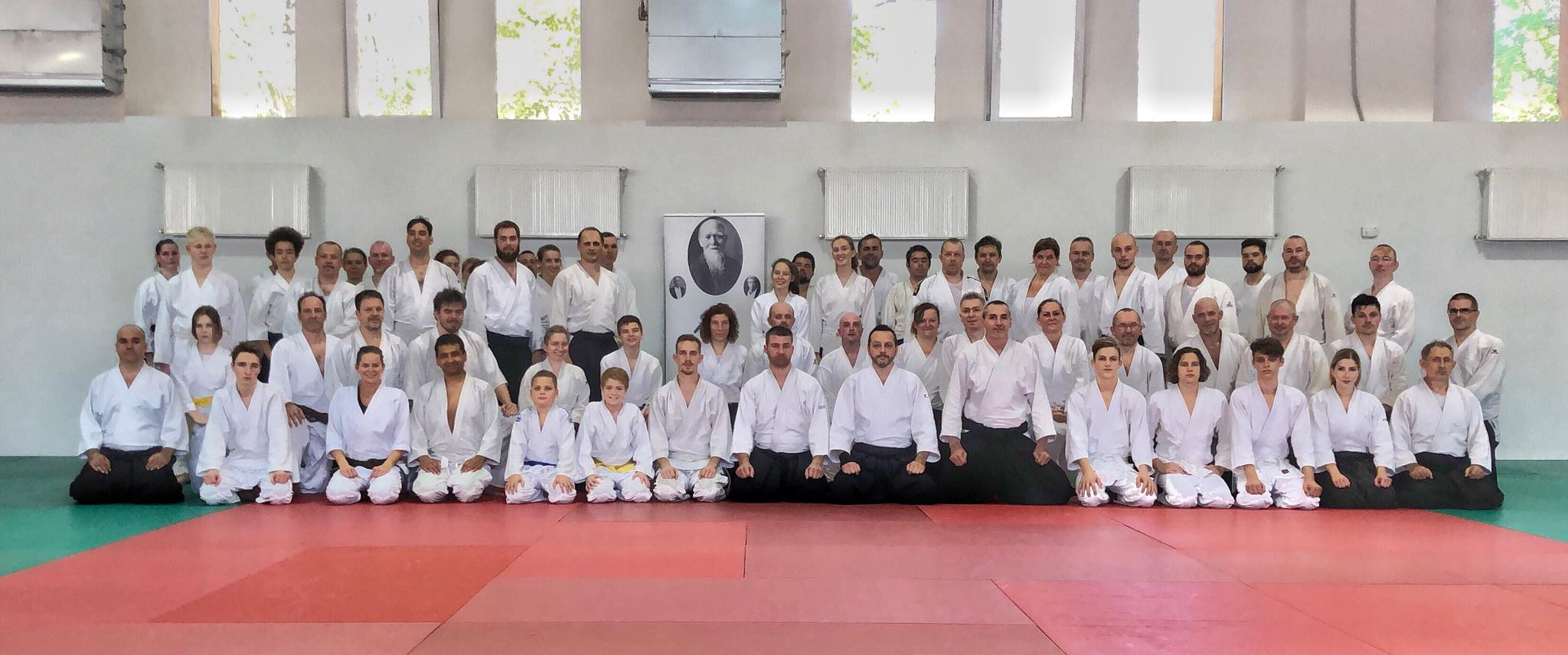 #BeActive - Baráti aikido edzőtábor