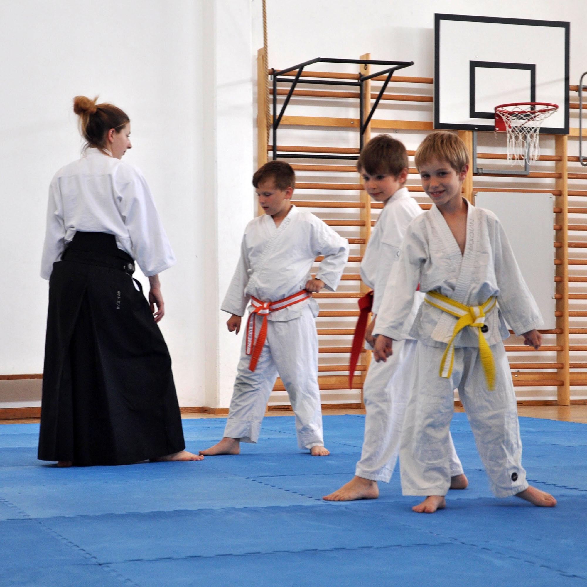 Aikido Hűvösvölgy Dojo