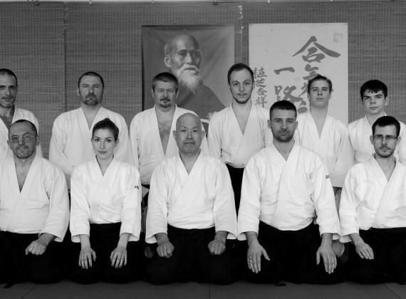 Takanori Kuribayashi edzőtábor