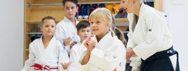 Gyermek és felnőtt aikido oktatás!
