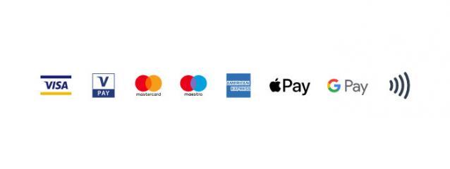 Kártyás fizetési lehetőség bevezetése!