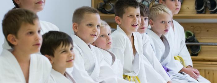 Összevont gyerekedzések - Aikido Pilisszentiván Dojo