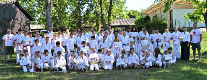 SAS Gyermek és Ifjúsági tábor & Vizsgák