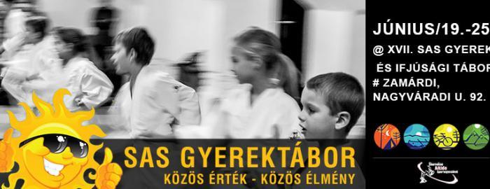 17. SAS Gyermek és Ifjúsági tábor